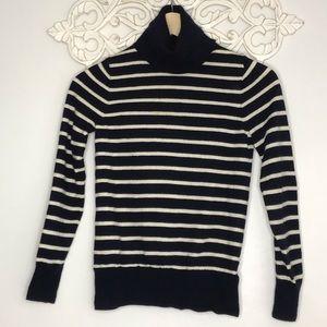 J.crew knit sweater turtle neck